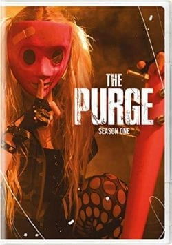 The Purge Key Art Television Poster