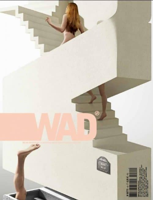 WAD mag Cover