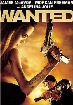 Wanted Key Art Movie Poster
