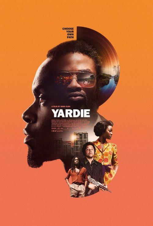 Yardie Key Art Movie Poster
