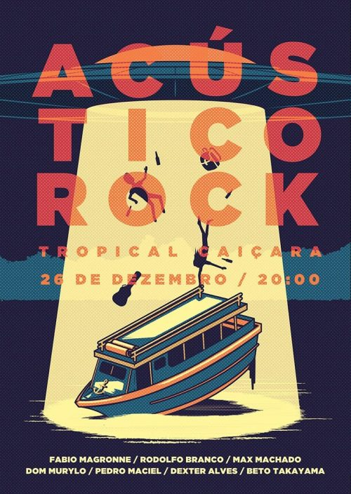 Acustico Rock Graphic Design – Rodolfo Branco