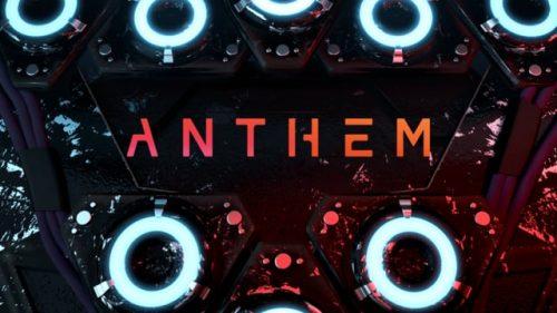 Anthem Video Game Trailer
