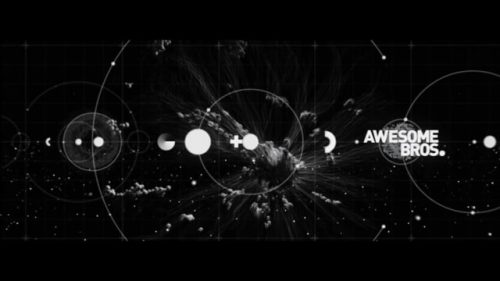 AWESOME BROS. MOTION GRAPHICS SHOWREEL 2017