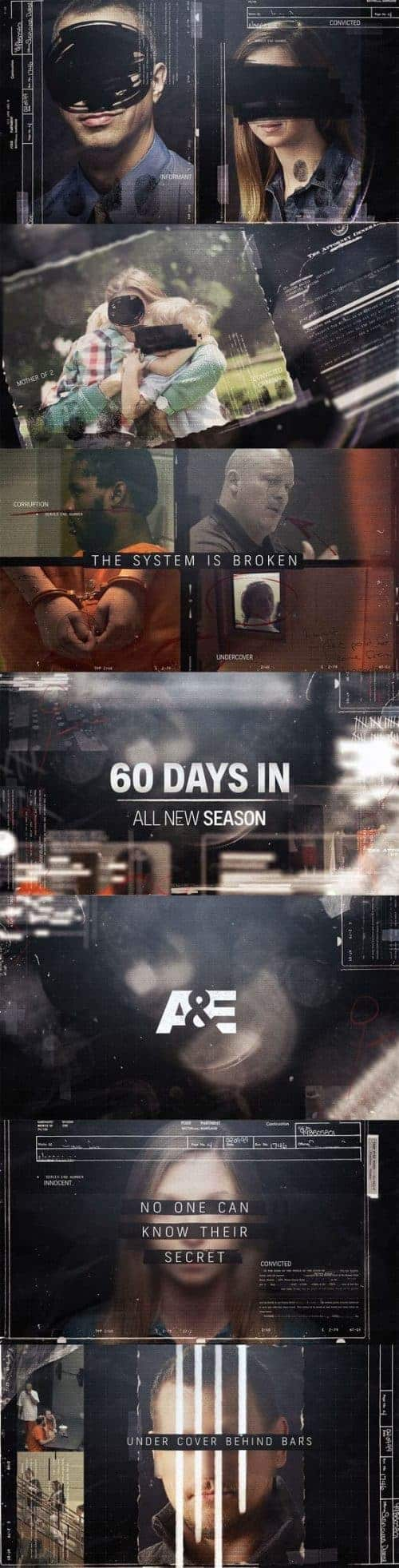 Title Sequences – 60 Days In