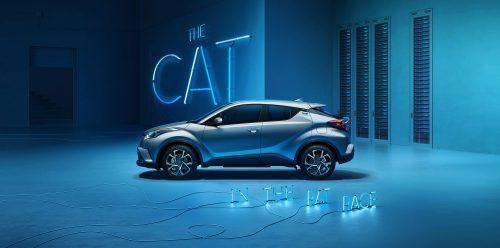 Design – Serial Cut – Toyota