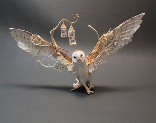 fantasy-creature-sculptures-by-ellen-jewett-1
