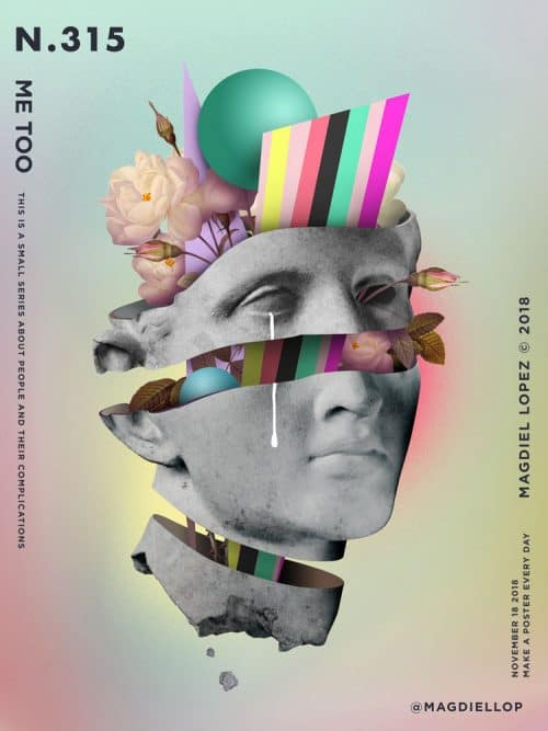 Graphic Design – A Poster Every Day – Magdiel Lopez