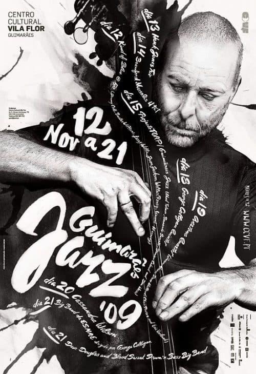 Graphic Design | Jacob Heftmann – Jazz Poster