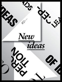 Graphic Design | Ken Meier – New Ideas