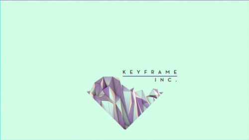 Keyframe Inc. Motion Graphics Ident