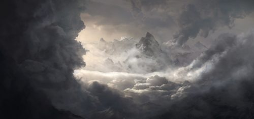 Matte Painting – Kingdom of Heaven – Malte Blom Madsen