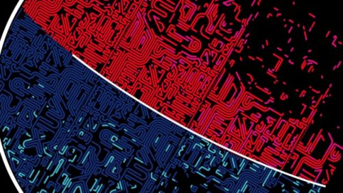 Motion Graphics for Mix it Up Exhibit in Milan