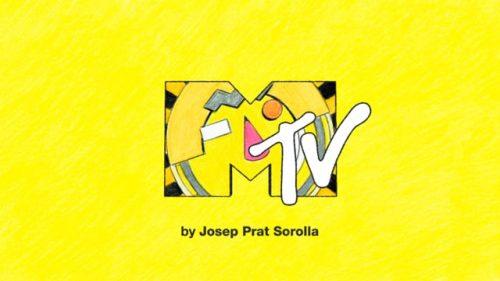 Brand Identity – MTV ARTIST – Happy