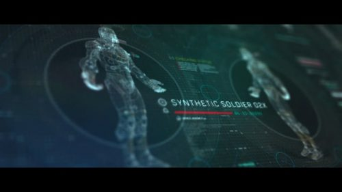The Beyond: Motion Graphics Sequences