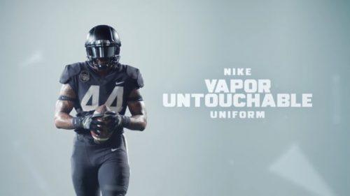 The Nike Vapor Untouchable Uniform