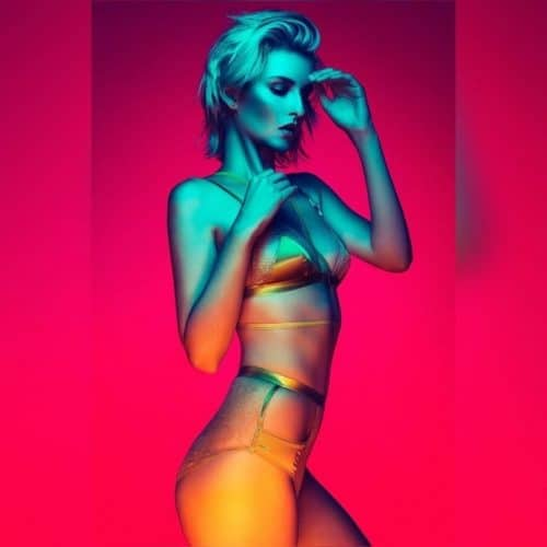 Vibrant Fashion Photography by Jake Hicks