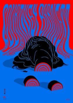 Graphic Design | Poster | Courtney Barnett