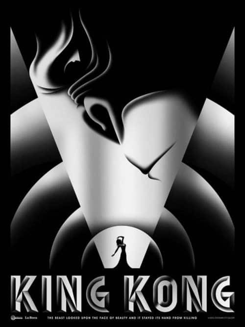 Graphic Design | Poster | La Boca – King Kong
