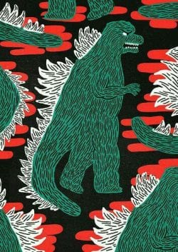 Patterns | Godzilla Pattern