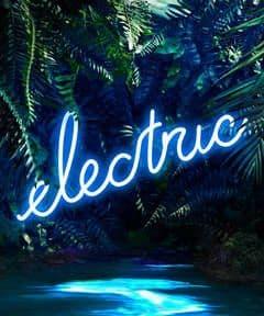 Neon | Neon Type – Disco in the Jungle Electric