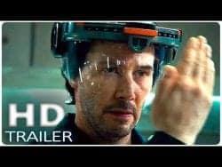 Replicas trailer – starring Keanu Reeves