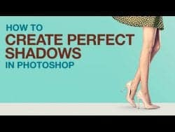 PHLEARN – How to Create Perfect Shadows in Photoshop