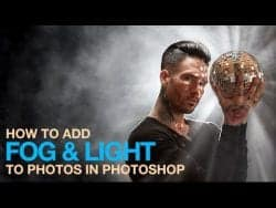 PHLEARN – How to Add Fog and Light in Photoshop