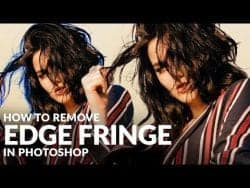 PHLEARN – How to remove edge fringe in photoshop