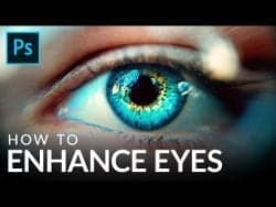 PHLEARN – How to Enhance Eyes in Photoshop