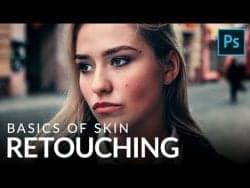 PHLEARN – Skin Retouching Basics in Photoshop