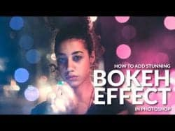 PHLEARN – Create a Stunning BOKEH Effect in Photoshop