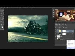 PHLEARN – How to Make A Badass Photo in Photoshop (Part 1)