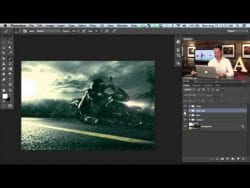 PHLEARN – How to Make A Badass Photo in Photoshop (Part 2)
