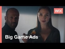 WIX | Restaurant & Food Truck | Big Game Campaign