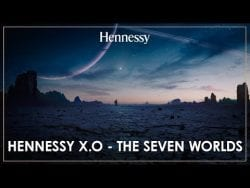 Hennessy X.O – The Seven Worlds – Directed by Ridley Scott