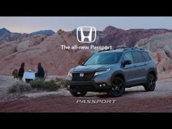 "Honda | ""Sometimes"" – MY19 Honda Passport"