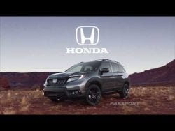 Honda | The All-New 2019 Passport Elite – Destination: Adventure