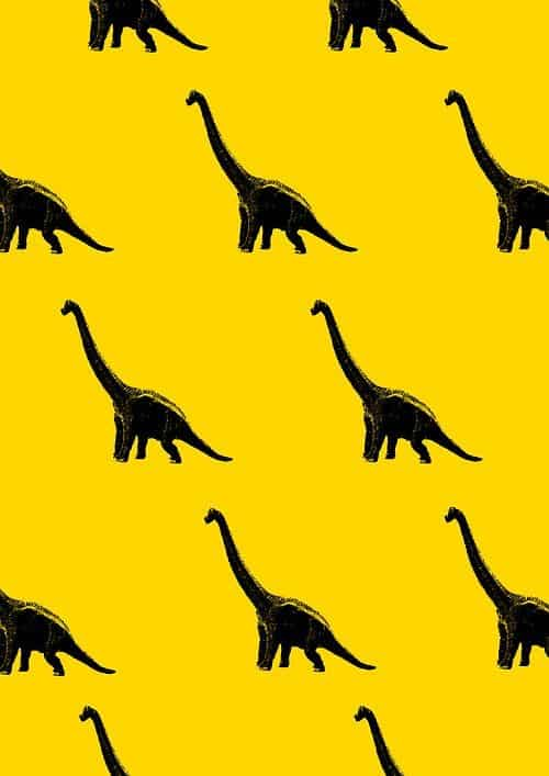 Patterns   Dinosaur Pattern from laerapunk.tumblr.co
