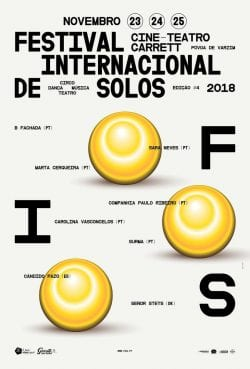 Graphic Design | Poster | FIS 2018 International Solo Festival