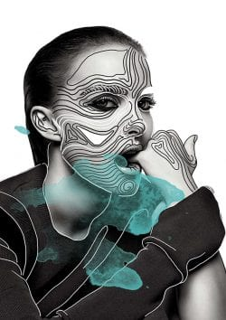 Graphic Design | Masquerade – Caroline Grohs