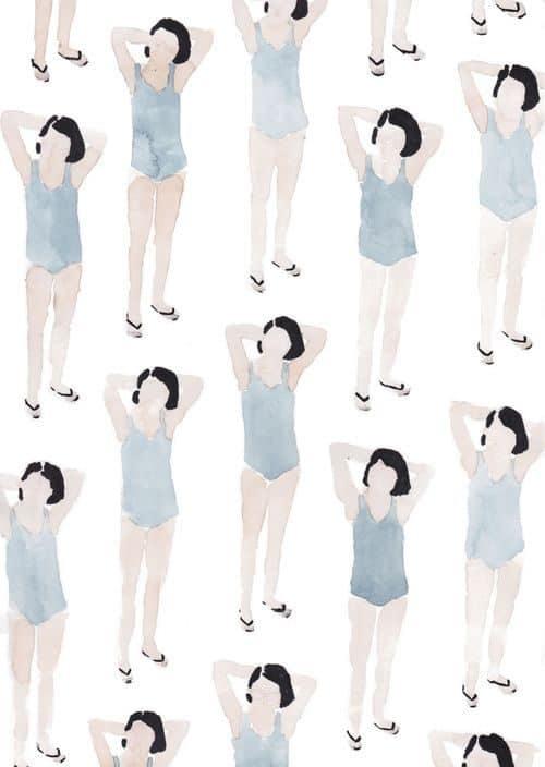 Patterns | Stretching Female Pattern