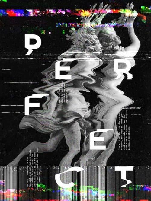 Graphic Design | Poster | Glitch by Umut Guney