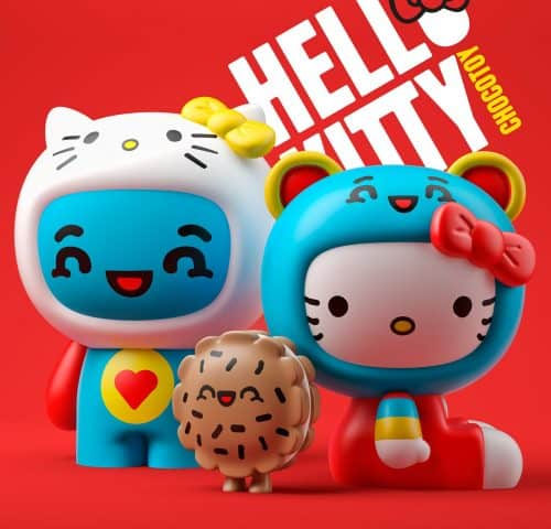 ChocoToy Hello Kitty