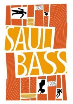 Graphic Design | Saul Bass Inspired Graphic Poster
