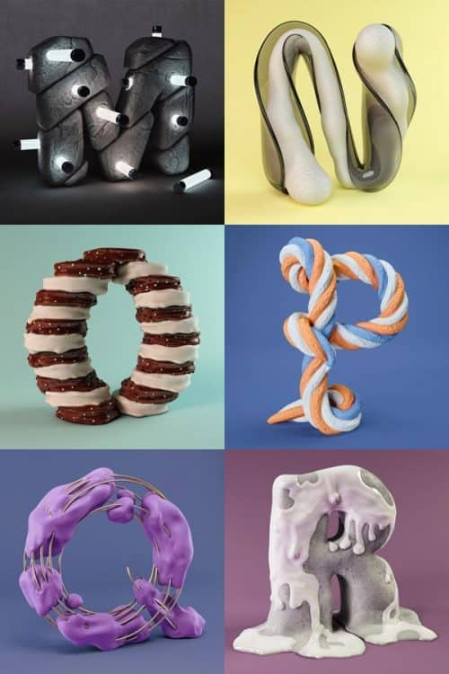 3-The-Sculpted-Alphabet-by-FOREAL