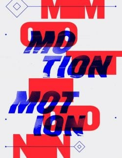 Graphic Design | Poster | MOTION MOTION