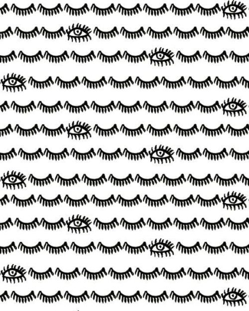 Patterns | Lash and Eye. from bouffantsandbrokenhearts.tumblr.co