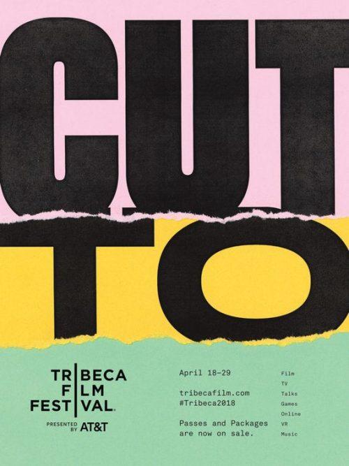 Cut to Tribeca Film Festival Movie Poster