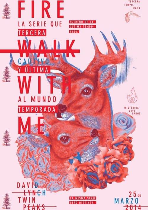 Graphic Design | Poster | AFICHE CONTEST – Fuego Camina