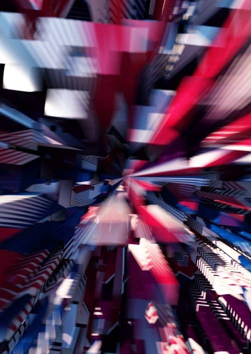 3D   C4D Design – Lines and Patterns – DannyIvan